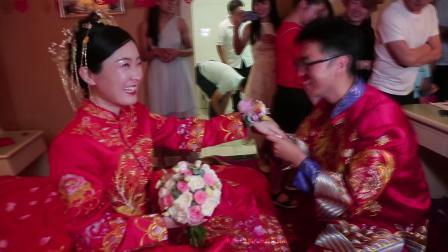 浪漫一生 7.28 于洋 婚礼迎亲