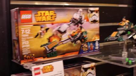 动画片,乐高星球大战套新先来看看_ 32个新乐高星球大战从玩具展2015年集