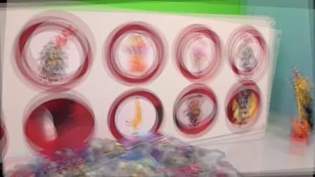 动画片,乐高玩电影2纺车煤泥游戏W_ LEGO集,Minifigures +惊喜玩具