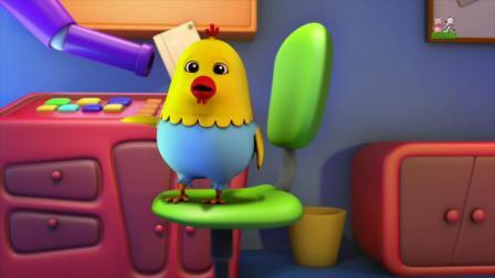 动画片,了解颜色蜡笔_幼儿园儿童歌曲通过Farmees