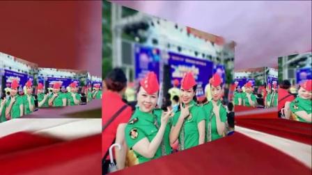 连界水兵一族舞蹈队:演出水兵舞  藏族舞《歌曲:洗衣歌》1_标清