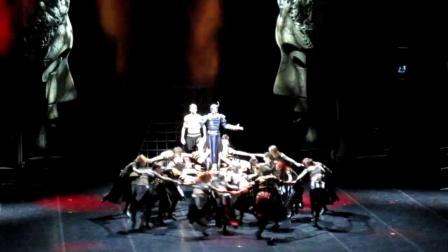 2019.2.15 萨马拉 The Three Masks of the King 片段 Vladimir Shklyarov客座