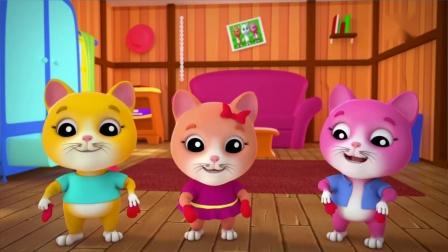 动画片,玛丽有只小羊羔_童谣_儿歌_儿童韵由Farmees