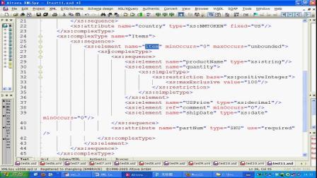 [SSY_XML培训视频]_010.Schema深入详解、元素、属性、关系