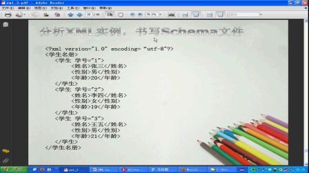 [SSY_XML培训视频]_011.XML与Schema深度剖析
