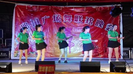 茂坡舞蹈队《你是我的人》2019年镇盛那田文艺晚会