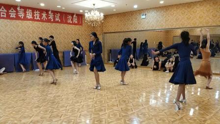 沈阳拉丁舞培训飞舞天达舞蹈学校在线课堂伦巴舞