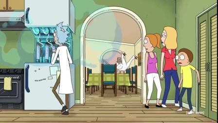 【游侠网】《瑞克和莫蒂》第四季片头动画