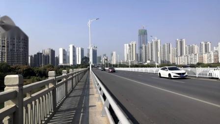 武龙大桥上延时摄影