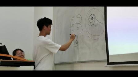 广东科贸职业学院信息与自动化学院工业机器人3班团日活动视频