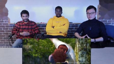 大圣归来 预告片 + 华晨宇 齐天大圣 海外观看反应 King Of Heroes Trailer + Chenyu Hua Live Reaction