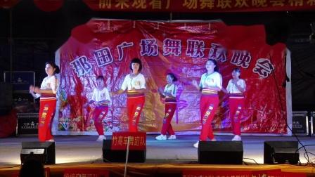 竹高车舞蹈队《伤我你疼吗》2019年镇盛那田文艺晚会