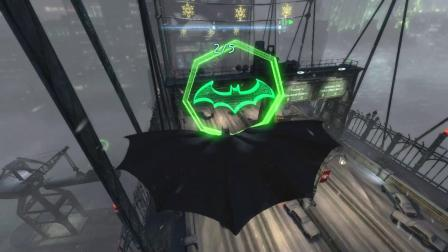 【H君】《蝙蝠侠:阿卡姆起源》完美视频攻略 EP-2
