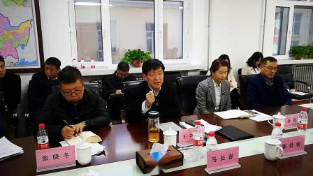 黑龙江省农村合作经济组织协会落实开放办社精神座谈会