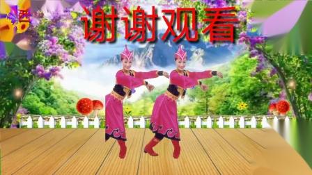 西安新华广场舞  水兵舞 锡林郭勒
