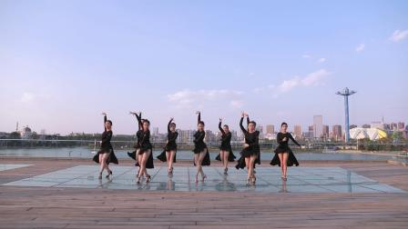 云南拉丁舞教师考级等级一级恰恰教学视频