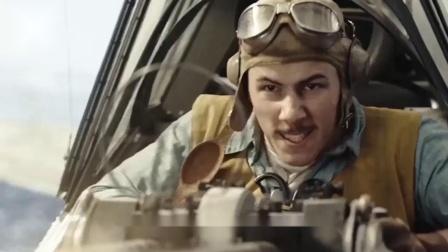 决战中途岛:美军反击日本说的一句话火了,成全片经典,太霸气了!