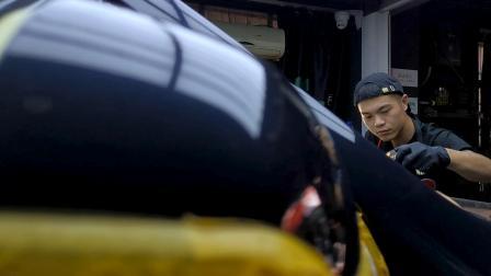 MER曼尼诺汽车美容、抛光、技术培训