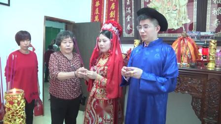 《我们结婚啦》新郎林艺伟新娘王燕秀