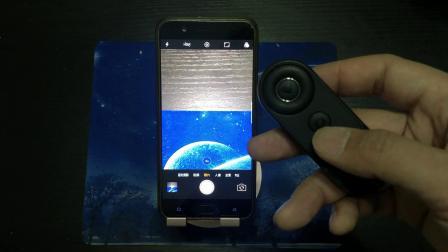 R1抖音快手遥控器手机蓝牙自拍器使用教程