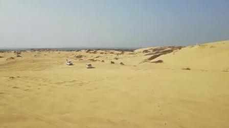 鄱阳湖沙漠汽车拉力赛