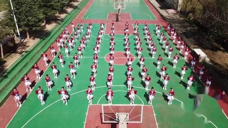 剑川县老君山镇初级中学-规定套路-大理足球少年-初中组