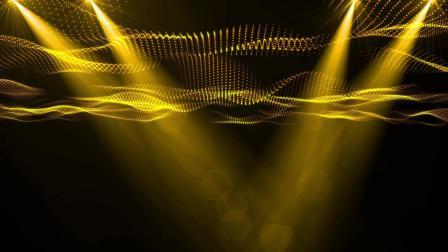 19ae112 全套大气金色年会开场颁奖典礼片头模板ae音乐模板
