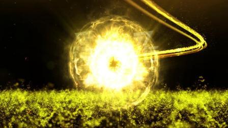19ae120 金色粒子时间线企业历史发展历程模板ae模板网站