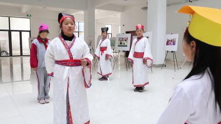 沭阳县东兴小学印咸摄影社团拍摄中国成语故事《指鹿为马》微电影
