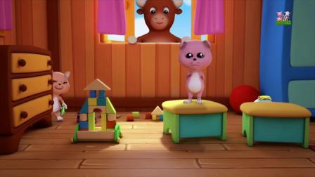 动画片,圣诞节123宋_圣诞音乐和儿童歌曲_学习数为儿童 -  Farmees