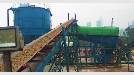 贵州风化砂洗沙机厂家 风化砂洗沙机生产线