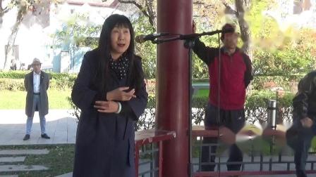 张海云演唱京剧《锁麟囊》一霎时