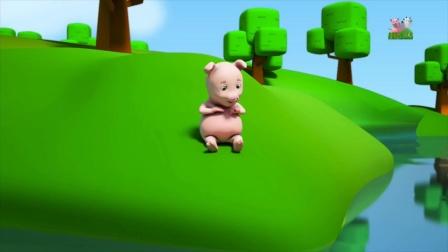 动画片,跳了泡泡糖泡泡糖_童谣_原创歌曲的孩子宝宝_通过Farmees韵