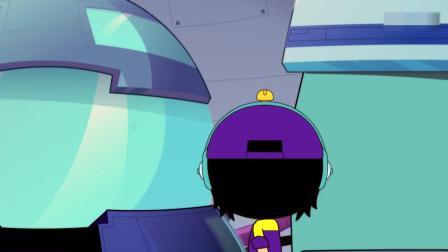 开心超人:花心超人听到面部美容的方法,他决定留下来听课!大大怪偷偷利用机器,这样他和小小怪就能变成超级大帅哥了!