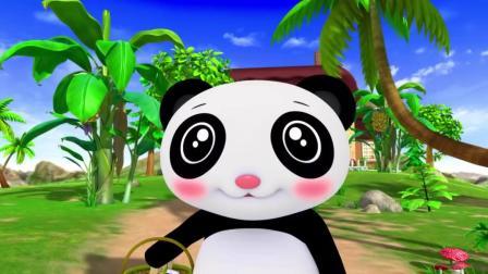 动画片小宝贝范_小兔子富富_童谣婴儿_歌曲为孩子们