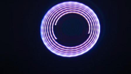 飞龙图案激光灯