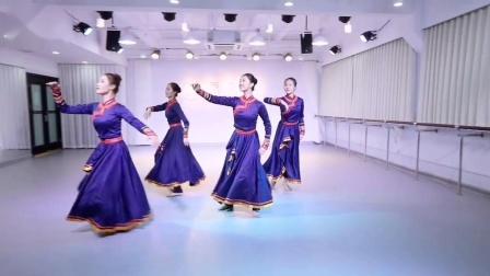 周雨奇老师蒙古舞  啊草原