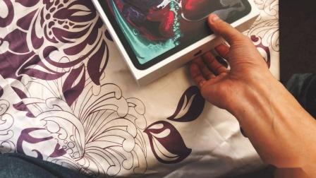 Apple 2018款iPad Pro 11(深空灰)开箱体验