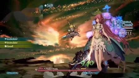 """【3DM游戏网】《碧蓝幻想Versus》""""世界之树""""Boss战演示"""