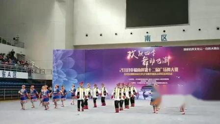2018重庆幸福南岸广场舞大赛视频