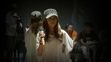 练习室   YG女练习生们 @Dance Practice