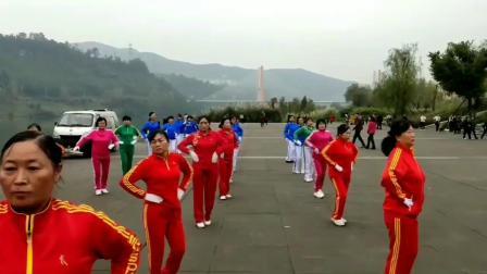 中国新时代四川达州天天乐支队演绎