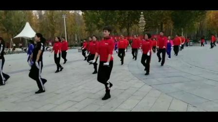 总教练胡艳杰老师走进河北文安