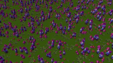 GnomeHorde - Scaling04