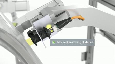 倍加福新推带IO-Link接口的衰减系数为 1 系列传感器,打造面向未来解决方案