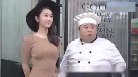 美女大厨要辞职,老板为了挽留她,一口气干了整碗黑暗料理