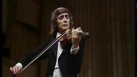 柴可夫斯基 D大调小提琴协奏曲 作品35号(指挥 伯恩斯坦)