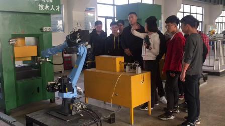 南京力恩工业机器人入门培训班实操讲解