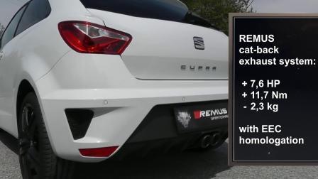 Seat Ibiza Cupra1,8l TSI-REMUS
