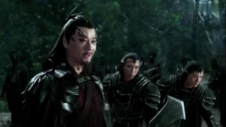 三生三世:墨渊上神单挑翼君:如果你要的是一战,那便战吧